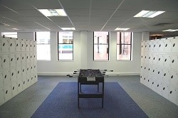 The 'games room'
