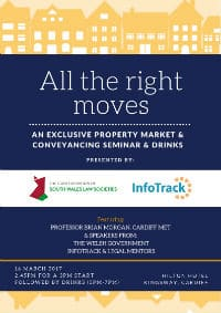 InfoTrack Cardiff event