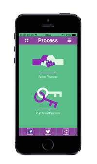 inCase mobile app