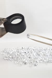 Diamonds may not be a consumer's best friend