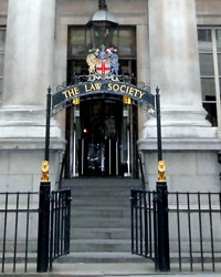 Law Society should have involvement in standard setting, says chief executive