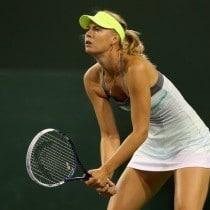 Sharapova: high profile Morgans client