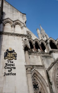 High Court: firm should not have sent a trainee