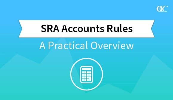 SRA accounts rules