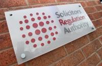 SRA: maximum sanction imposed