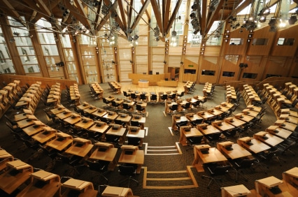 Scottish Parliament Approves Abss With Minority External