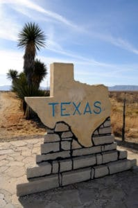 Texas: oil production is a risky business