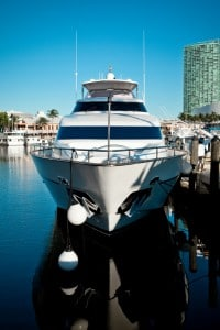 Yacht owners: the rich may be clients of latest ABS