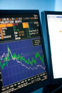 Share prices: post-referendum volatility