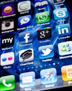 Social media: many firms not making much mark