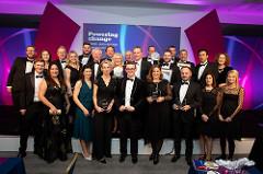 The LawNet Award winners 2018