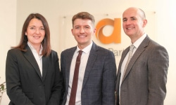 Alison and Paul join the Aaron & Partners team