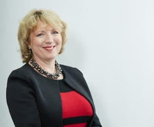 Amanda Stevens, chief executive, Hudgell Solicitors