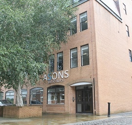 Asons: new office