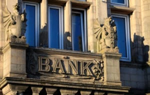 Bank account: money laundering risk