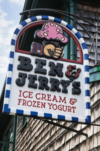 BWB are now in the same club as Ben & Jerry's