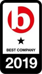 Best Companies 1 Star 2019