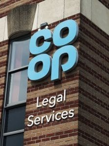 Co-op: new old logo