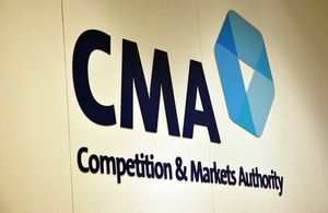 CMA: legal services market not working well