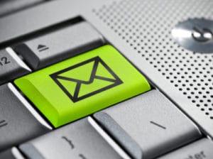 E-mail: correspondence faked