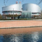 Strasbourg: Building - European Court of Human Rights