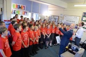 Headway choir 5