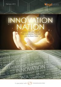 Innovation Nation - frontpage