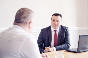 Kingsley Hayes MD at data breach and cybercrime specialist Hayes Connor Solicitors