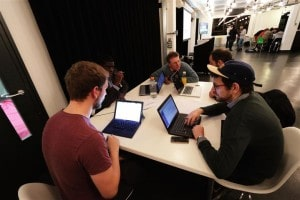 Hackathon: collaborative approach of coders impressed organiser