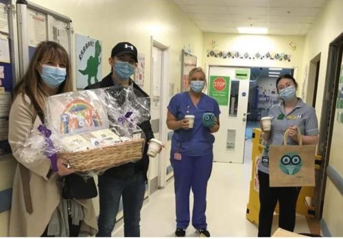 Maidstone Hospital donation_SearchFlow