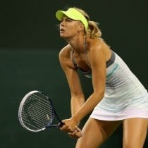 Sharapova: high profile Morgans client