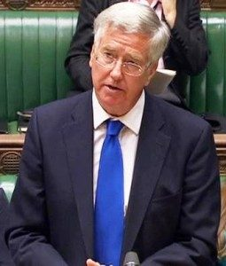 Fallon: parliamentary attack on firms