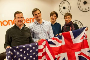 Moneypenny celebrates US launch