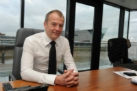 Neil Hudgell managing director