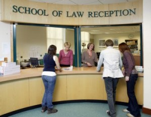 Nottingham Law School: first ABS application of its kind
