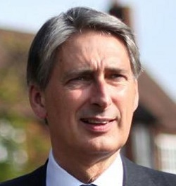 Hammond: commitment to legislate on 'compensation culture'