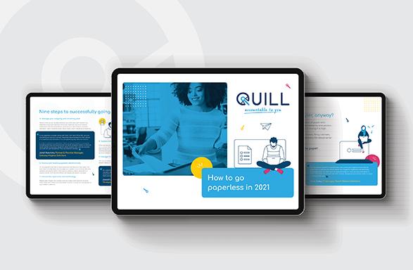 Quill Paperless ebook