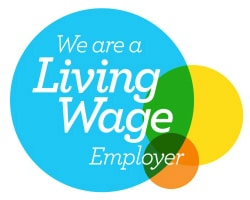 Quill's an accredited Living Wage Employer