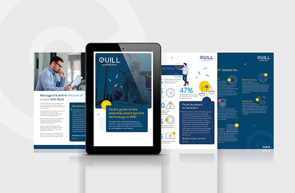 Quill's guide to essential smart law firm technology in 2021