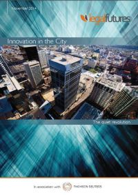 Innovation in the City - frontpage