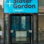 Slater & Gordon sign