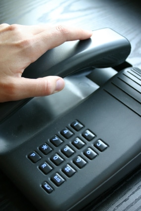 Telephone: many callers have to wait too long