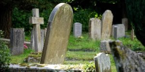 Featured post landscape thumbnail for Funeral and burial disputes
