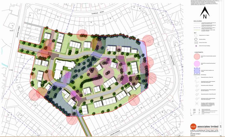 dudley landfill development plan
