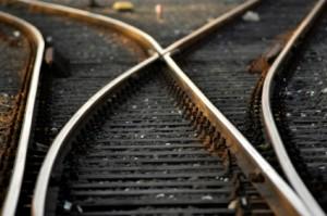 separation - train tracks