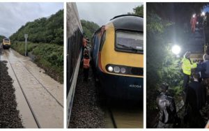Images courtesy of Southern Rail and The Telegraph